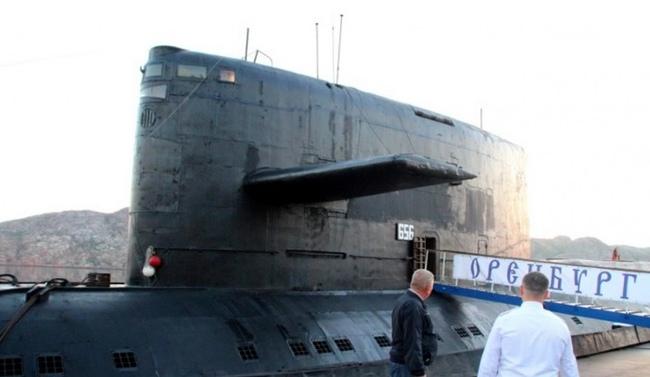 Вмузее Оренбурга появятся экспонаты сподводной лодки «Оренбург»