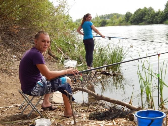 рыбалка краснохолм