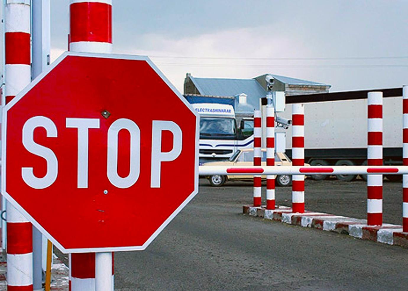 Запрет на выезд старых грузовых автомобилей никогда