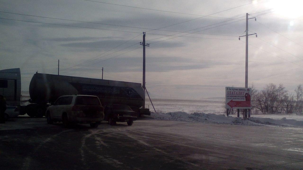 крестик открыта ли трасса медногорск оренбург любые