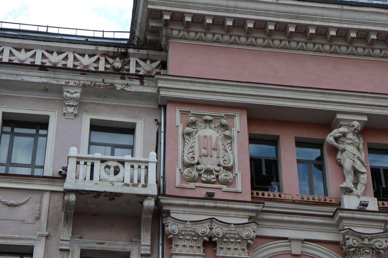 Ремонт фасада альпинистами цена
