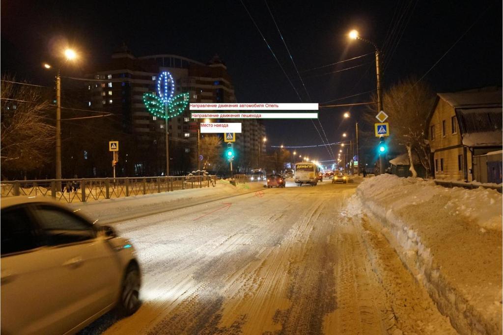 ДТП наТерешковой: «Opel Insignia» сбил 10-летнего пешехода на«зебре»
