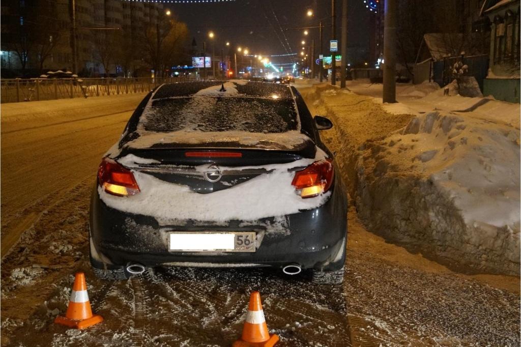 ДТП вОренбурге: иностранная машина сбила 10-летнего школьника