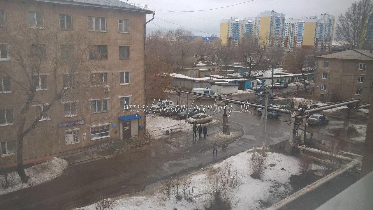 ВОренбурге совершено нападение наинкассаторов: один налетчик убит