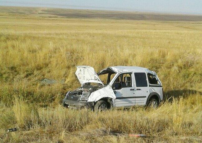 ВПервомайском районе вДТП погибли двое мужчин