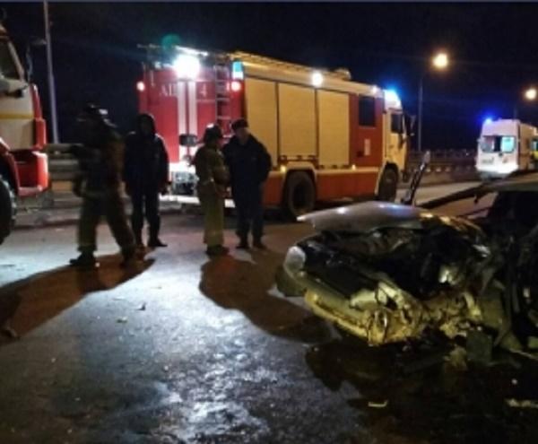 Водитель погиб в ДТП на Загородном шоссе в Оренбурге
