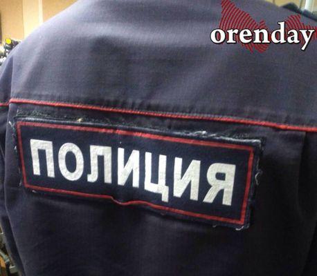 Турист из Пермского края напал в Соль-Илецке на полицейского